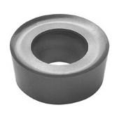 Pastilha Metal Duro Torneamento para Aluminio RCGT0602 Raio 3,0mm