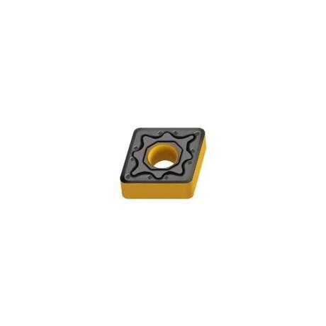 Pastilha Metal Duro Torneamento para Inox CNMG1204 Raio 0,8mm
