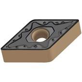 Pastilha Metal Duro Torneamento para Inox DNMG1506 Raio 0,8mm
