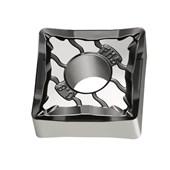 Pastilha Metal Duro Torneamento para Inox SNMG1204 Raio 0,8mm