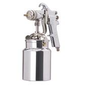 Pistola de Pintura Alta Producao Succao Bico 1.8mm MILENIUM 5SA