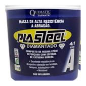 Plasteel Diamantado 4:1 Kit com 9,330 quilos PD3 TAPMATIC