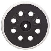 Prato de Borracha 125mm para Lixadeira 2608601607 BOSCH