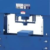 Prensa Hidráulica de 100 Toneladas com Prensa Auxiliar de 15 Toneladas P100201 BOVENAU