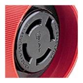 Prolongador Tomada Industrial Fêmea 3P+T 30A 440V 56408 PIAL