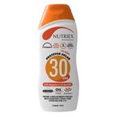 Protetor Solar UV Fps 30 120ml 0060954 NUTRIEX