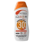 Protetor Solar UV Fps 30 120ml 0060954 NUTRIEX