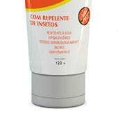 Protetor Solar UV FPS 30 com Repelente de Insetos 120ml Luvex