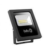 Refletor LED 10W 3000k Amarela Bivolt 433096 Brilia