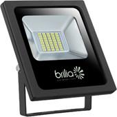 Refletor LED 30W 3000k Amarela Bivolt 433119 Brilia