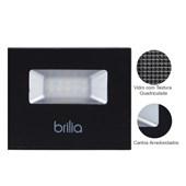 Refletor Projetor LED 10W 3000K Bivolt 438671 BRILIA
