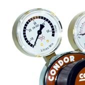 Regulador de Pressão Argônio para Cilindro 405005 CONDOR