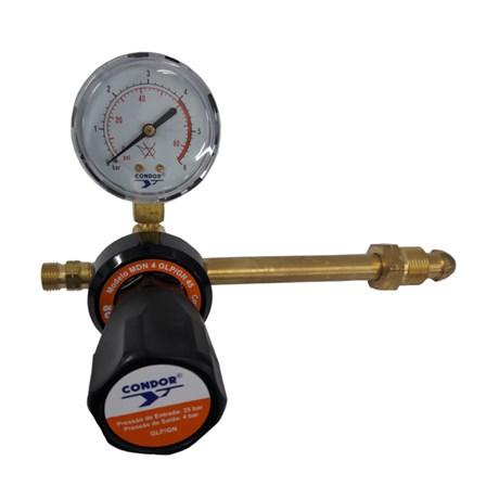 Regulador de Pressão GLP para Cilindro 407784 CONDOR