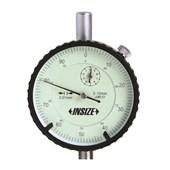 Relógio Comparador Analógico 10mm 0,01mm 2308-10A INSIZE