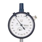 Relógio Comparador Analógico 1mm 0,001mm 2109A-10 MITUTOYO