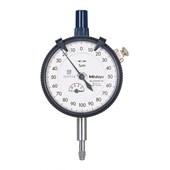 Relógio Comparador Analógico 1mm 0,001mm 2109SB-10 MITUTOYO