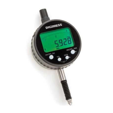 Relógio Comparador Digital 12.5mm/.5'' 0.001MM/.000 121.338 DIGIMESS