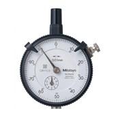 Relógio Comparador Padrão 10mm 0,01mm 2046AB MITUTOYO