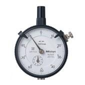 Relógio Comparador Padrão 10mm 0,01mm 2046SB MITUTOYO