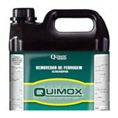 Removedor de Ferrugem Quimox 5 Litros RA3 TAPMATIC