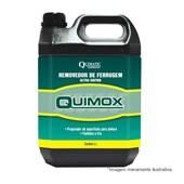 Removedor de Ferrugem Ultra Rápido 5L Quimox RA3 TAPMATIC