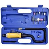 """Retífica Pneumática Reta 1/4"""" 22000 rpm com Maleta e Acessórios AT-7033IK PUMA"""