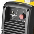 Retificadora Inversora de Solda 130A Monofásica com Cabos 110V RIV 130 VONDER