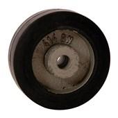 Roda de Borracha Elástica 150x70mm 400Kg B721134 TELLURE