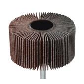 Roda de Lixa Minikontur 60X20mm Gão 100 1/4'' ALPHA BRASIL