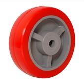Roda em Poliuretano 150x38mm 175Kg B601314 TELLURE