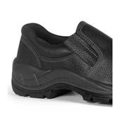 Sapato de Segurança com Bico PVC Vaqueta 4045BSES4600LL BRACOL