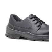 Sapato de Seguranca com Cadarco com Bico de PVC 2020BSAS4400LL BRACOL