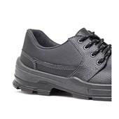 Sapato de Seguranca de Amarrar com Bico de Aço Vaqueta 2020BSAS2400LL BRACOL