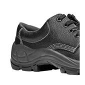 Sapato de Segurança Preto com Cadarço e Bico de Aço 4045BSAS2400LL BRACOL