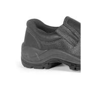 Sapato de Segurança Preto com Elástico Bico de Aço 2020BSES2400LL BRACOL