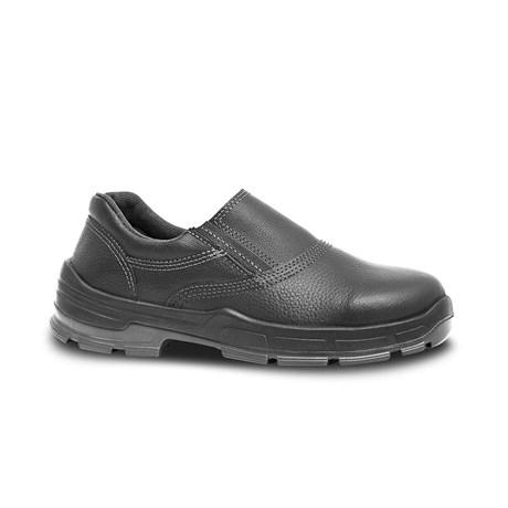 Sapato de Segurança PU com Bico de Aço 4045BSES2400LL BRACOL