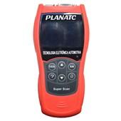 Scanner de Análise do Sistema de Injeção Eletrônica Portátil SUPER SCAN/I PLANATC