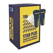 Secador de Ar 110 Pcm com Pré e Pós Filtro 10 Graus 220V TITAN PLUS-110 METALPLAN