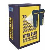 Secador de Ar 70 Pcm com Pré e Pós Filtro 10 Graus 220V TITAN PLUS-070 METALPLAN