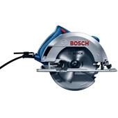 """Serra Circular 7.1/4"""" 1500W com Disco 220V GKS 150 BOSCH"""