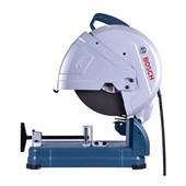 """Serra de Corte Rápido para Metal 14"""" 2400W com 5 Discos GCO 14-24 Bosch"""