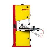 Serra de Fita Vertical para Madeira 160x300mm Monofásica 220V S2510D-F2 STARRETT