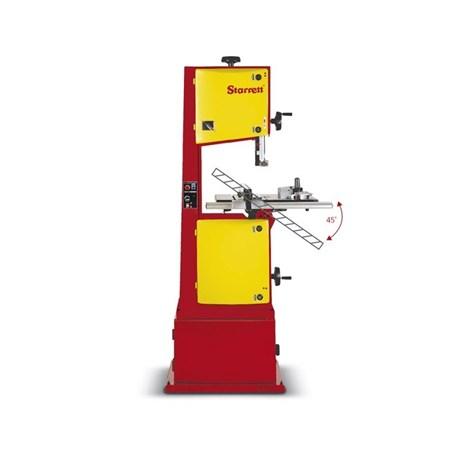 Serra Fita Vertical 235 x 345mm 220V Trifasica para Madeira S2520D-H2 (DESMONTAD