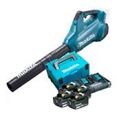 Soprador de Folhas sem Fio com 4 Baterias 18V e Maleta 220V DUB362Z-KIT220 MAKITA