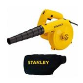 Soprador e Aspirador 600W 3.5m³/min 220V STPT600-B2 STANLEY