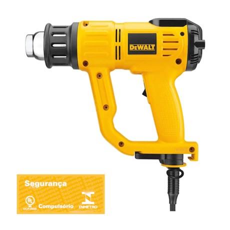 Soprador Térmico Digital 2000W 220V D26414-B2 DEWALT