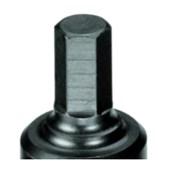 """Soquete de Impacto Hexagonal 10mm Encaixe 1/2"""" INK19-10 GEDORE"""