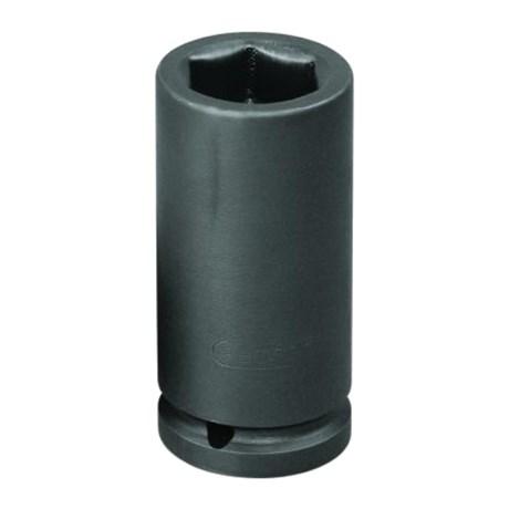 "Soquete de Impacto Sextavado Longo 14mm 1/2"" K19L-14 GEDORE"