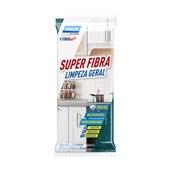 Super Fibra para Uso Geral 110x225mm Verde 78072744176 NORTON