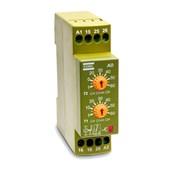 Temporizador Cíclico Regulável para Trilho DIN35 220V CA A2D COELMATIC